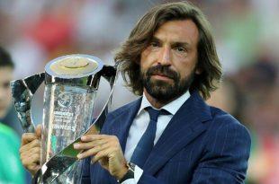 Andrea Pirlo startet seine Trainer-Karriere in Turin