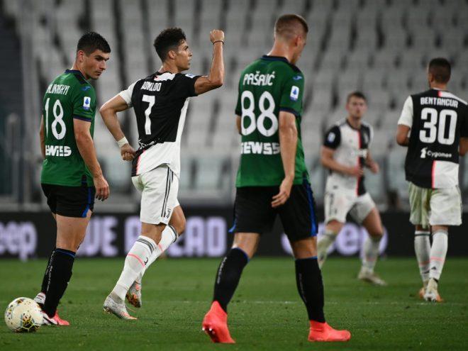 Ronaldo trifft zweimal vom Punkt