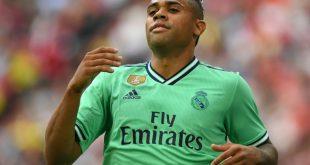 Angreifer Mariano von Real Madrid