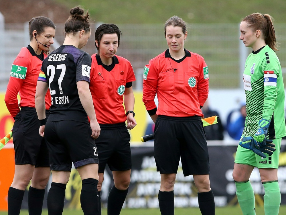 2. Bundesliga Frauenfußball