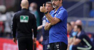 David Wagner bleibt Cheftrainer auf Schalke