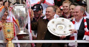 Zuletzt gab es für die Bayern 2013 das Triple