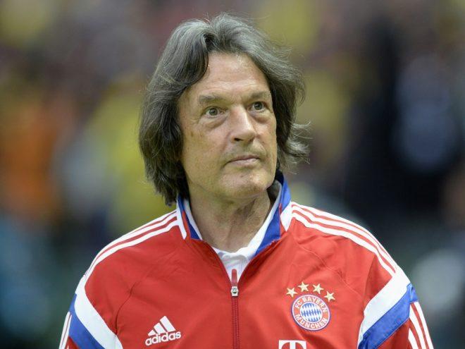 Langjähriger FCB-Teamarzt: Hans Müller-Wohlfahrt
