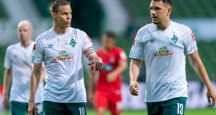 Für Werder Bremen geht es um den Klassenverbleib