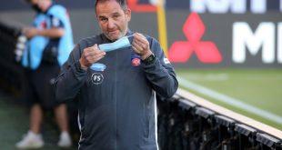 Schmidt scheiterte in der Relegation an Werder Bremen