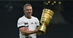 Flick gewann als Trainer erstmals den Pokal
