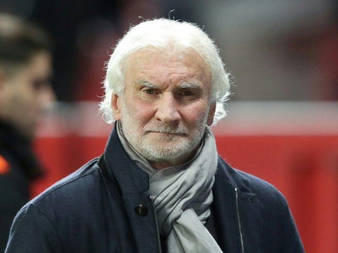 Völler geht optimistisch ins Pokalfinale