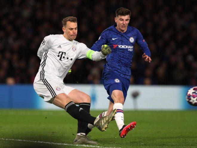 Bayern bestreitet Rückspiel gegen Chelsea in München