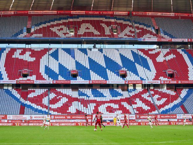 Der FC Bayern hat Nicolas Kühn fest verpflichtet