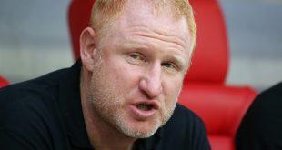 Heiko Vogel lobt Niklas Dorsch vom 1. FC Heidenheim