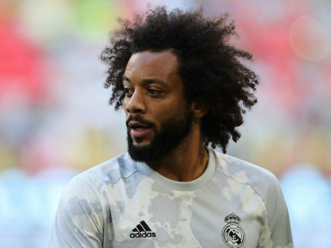Marcelo fehlt Real mit einer Muskelverletzung