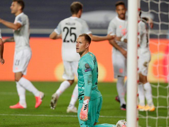 Barca muss länger auf Marc-Andre ter Stegen verzichten