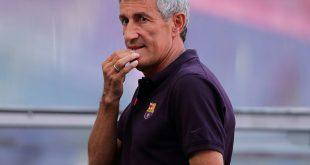 Quique Setien ist nicht länger Trainer des FC Barcelona