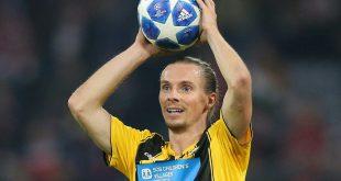 Niklas Hult wechselt zu Zweitligist Hannover 96