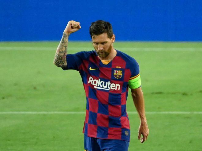 Lieferte eine starke Leistung ab: Top-Star Lionel Messi