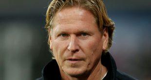 Der 1. FC Köln plant langfristig mit Markus Gisdol