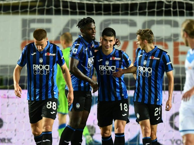 Atalanta Bergamo: Drei Spieler positiv getestet