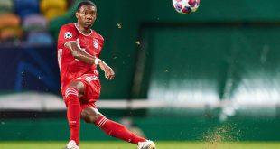 Wird in der Nations League auflaufen: David Alaba