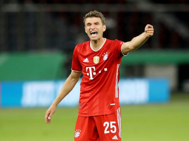 Müller vergleicht Flick mit Ex-Bayern-Trainer Guardiola