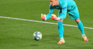 Trifft mit Barca auf die Bayern: Marc-Andre Ter Stegen