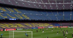 Es gibt einen Coronafall beim FC Barcelona