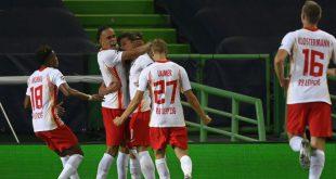 RB Leipzig ringt Atletico Madrid nieder