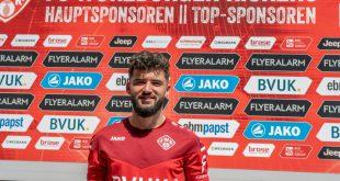 Staude spielte zuvor 16 Jahre für Arminia Bielefeld