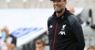 """Jürgen Klopp ist """"Teammanager des Jahres"""" in England"""