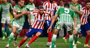 Zwei Coronafälle bei Atletico Madrid