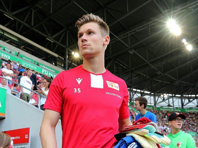 Keeper Moritz Nicolas geht auf Leihbasis nach Osnabrück
