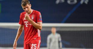 Beschäftigt sich nicht mit DFB-Comeback: Thomas Müller