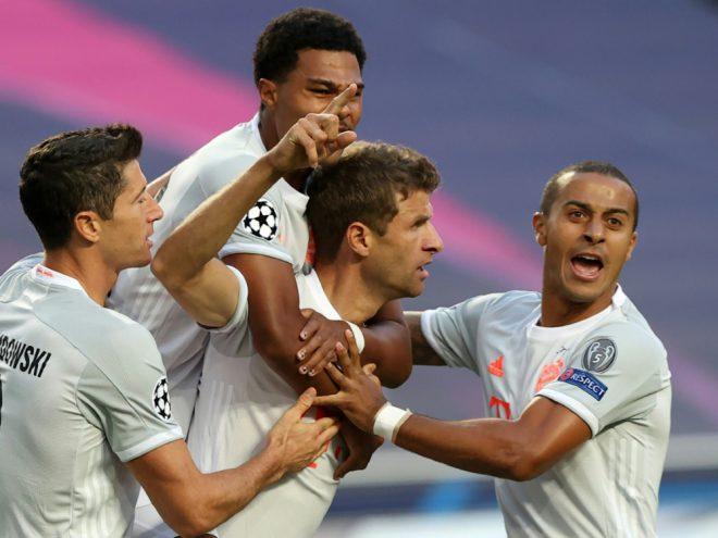 Der Bayern-Sieg war ein Spiel für die Geschichtsbücher