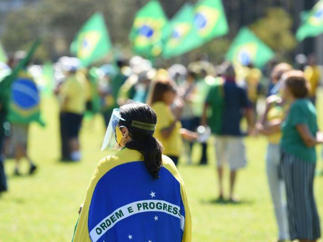 Viele Coronafälle in Brasiliens Fußball