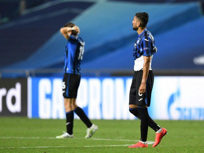 Atalanta führte bis zur 90. Minute gegen PSG