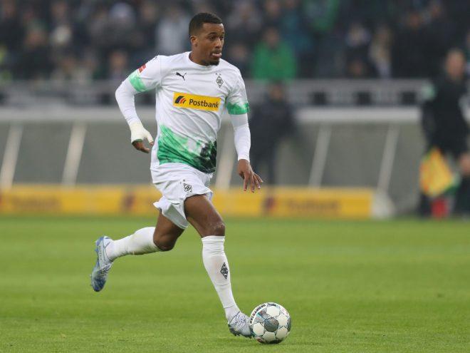 Plea erzielte letzte Saison 10 Tore für die Gladbacher