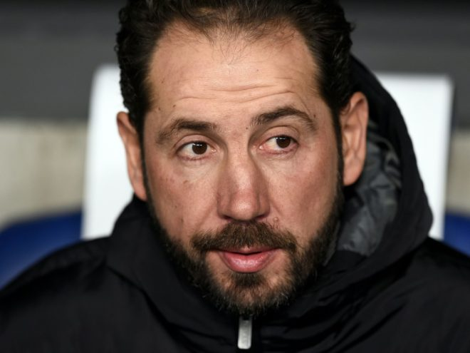 Pablo Machin folgt bei Deportivo Alaves auf Juan Muniz