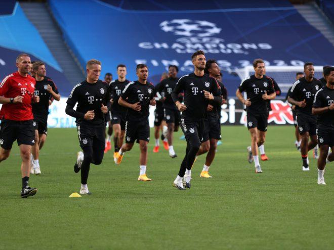 Die Bayern werden mit Ivan Perisic beginnen