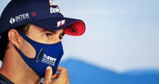 Sergio Perez ist nach seiner Corona-Infektion zurück