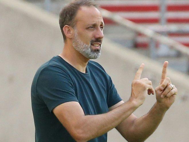 VfB-Trainer Matarazzo muss auf zwei Spieler verzichten