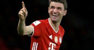 Thomas Müller hat Rekordhalter Philipp Lahm eingeholt