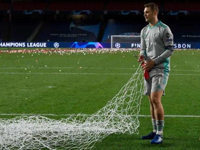 Manuel Neuer Statistik