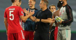 Flick steht mit Bayern im Champions-League-Finale