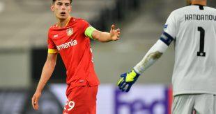 Havertz wurde mit dem FC Chelsea in Verbindung gebracht
