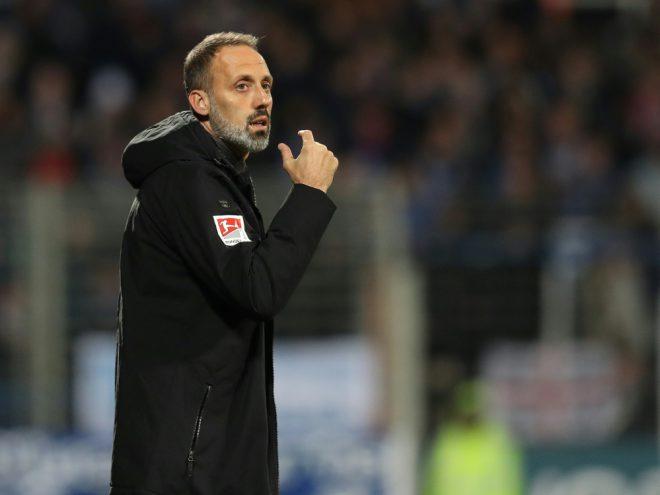 VfB-Coach Matarazzo beschäftigt sich nicht mit Gerüchten