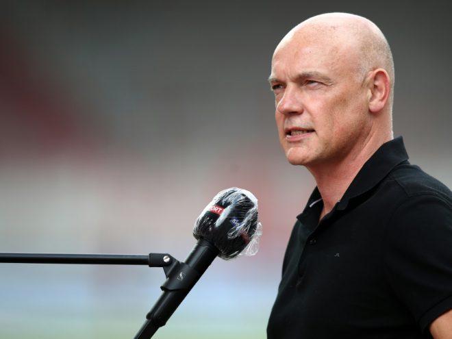 Uwe Rösler spielte in den 90er-Jahren für City