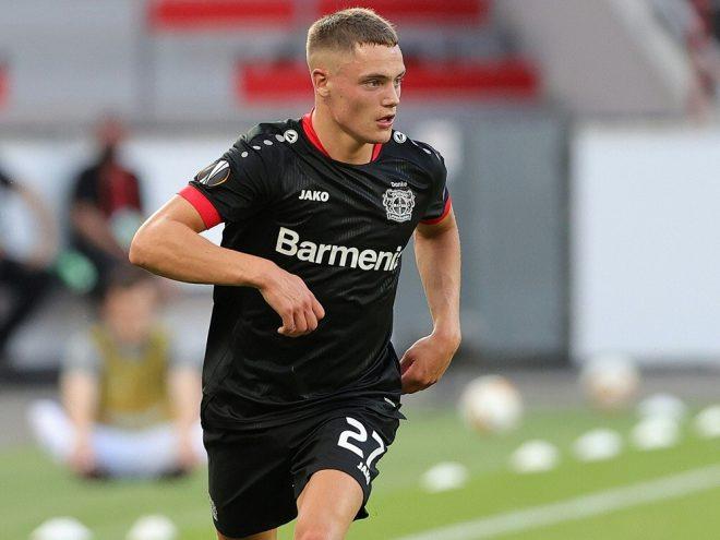 Florian Wirtz ist Nachwuchsspieler des Jahres