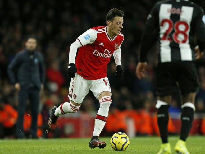 Sörgüt berät unter anderem Arsenal-Star Mesut Özil