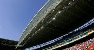 Das neue Zentralstadion war Spielort der WM 2006