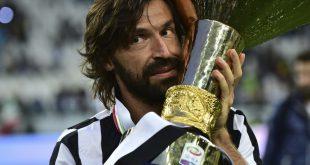 Mit Juve holte Pirlo als Spieler vier Meistertitel