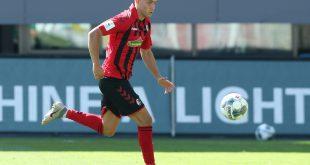 Luca Waldschmidt hat in Freiburg einen Vertrag bis 2022